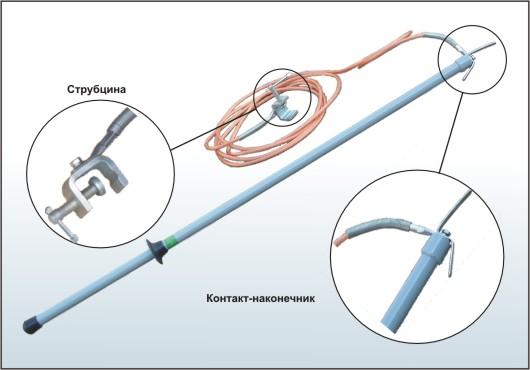 Rod for potential carry ShSP-K